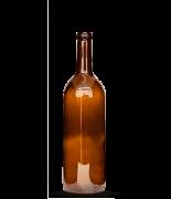 Garrafa Bordaleza Vinho 750 ml Marrom (caixa c/ 12)