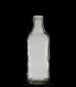 Garrafa de Suco 1000 ml Quadrada (caixa c/ 12)
