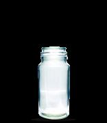 Pote Hermético com Tampa de Vidro 800 ml (caixa c/ 12)