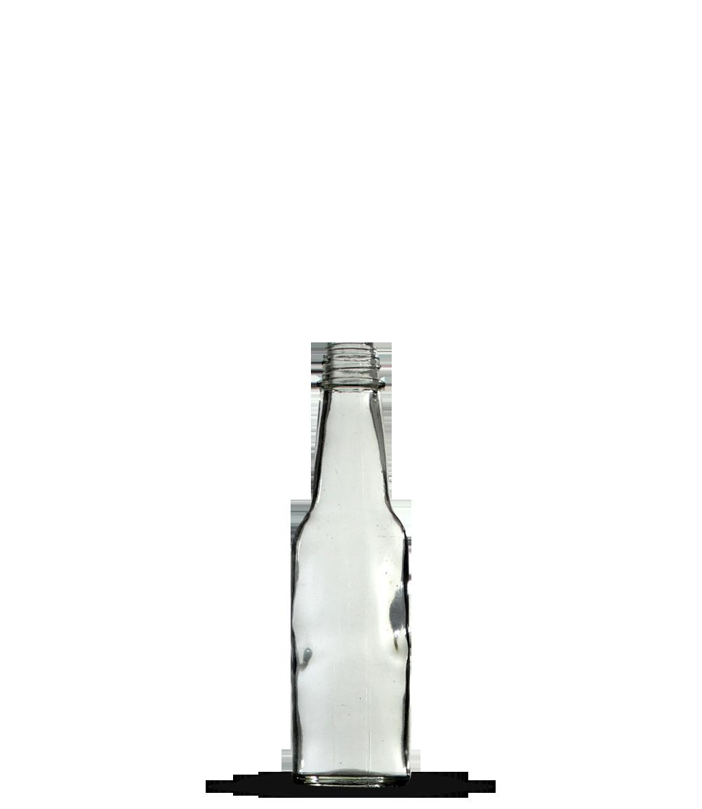 Garrafa Pimenta 150 ml Rosca (caixa c/ 40)
