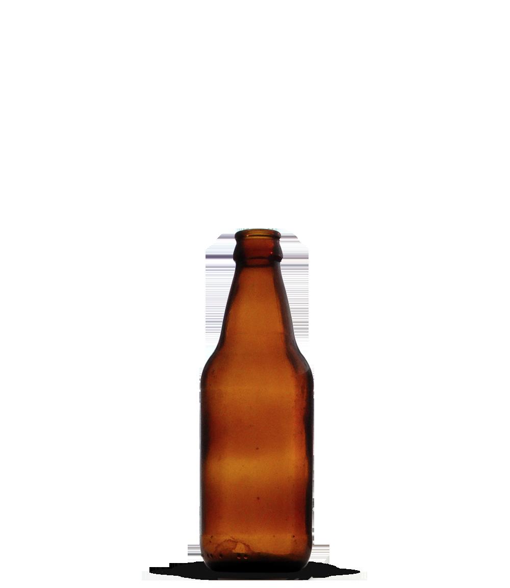 Garrafa Âmbar Cerveja Artesanal Caçula 300 ml (caixa c/ 24)