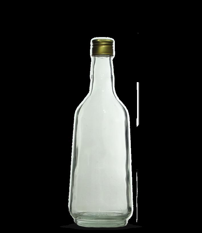 Garrafa Cônica 770 ml (caixa c/ 12)