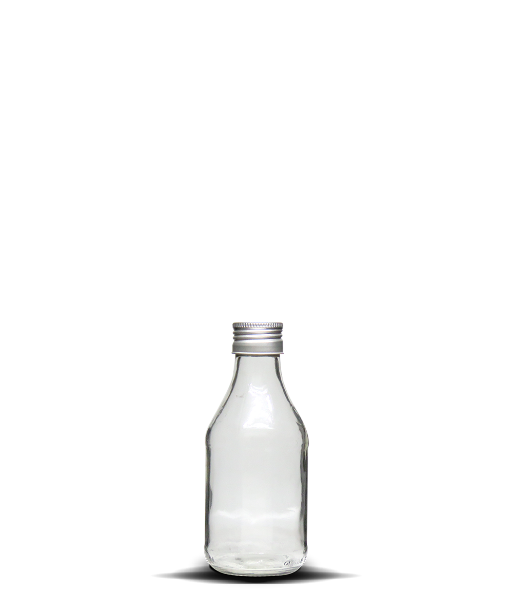 Garrafa Coquinho 200 ml Rosca (caixa c/ 24)