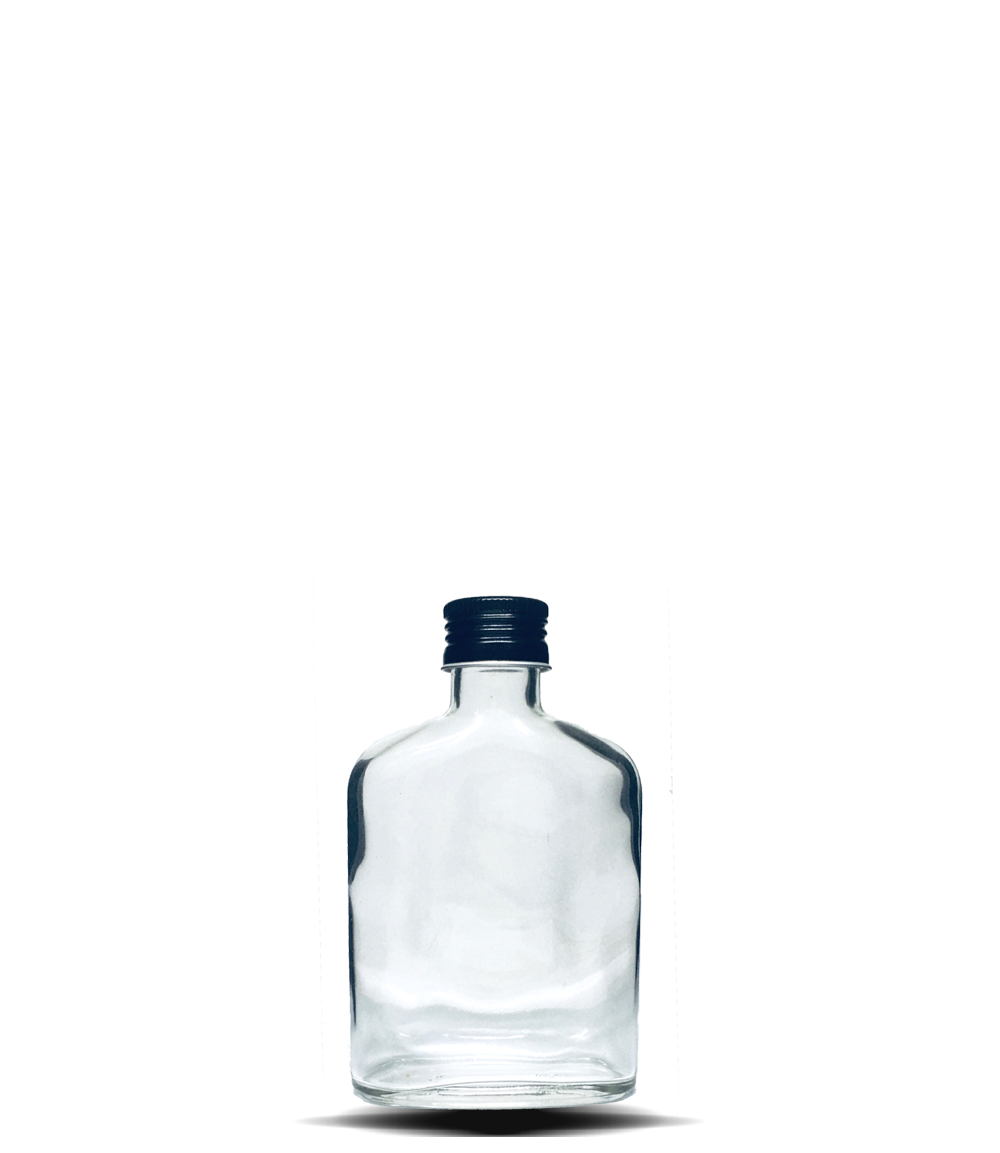 Garrafa de Bolso 160 ml (caixa c/ 45)