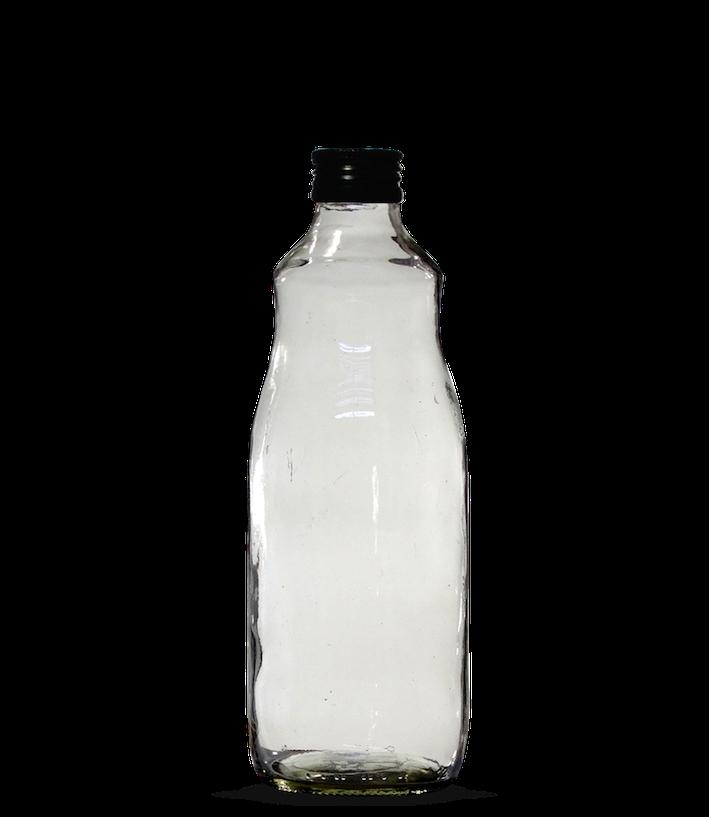 Garrafa de Suco 1000 ml Redonda (caixa c/ 12)