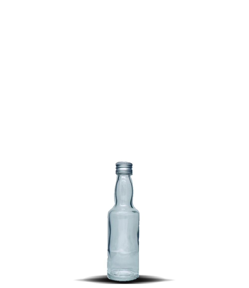 Garrafinha 60 ml (caixa c/ 90)