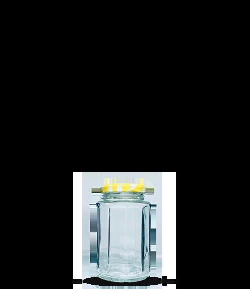 Pote Geleia 250 ml (caixa c/ 24)