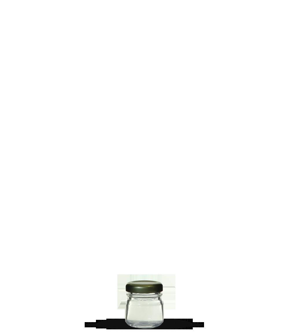 Pote Geleia 40 ml (caixa c/ 96)