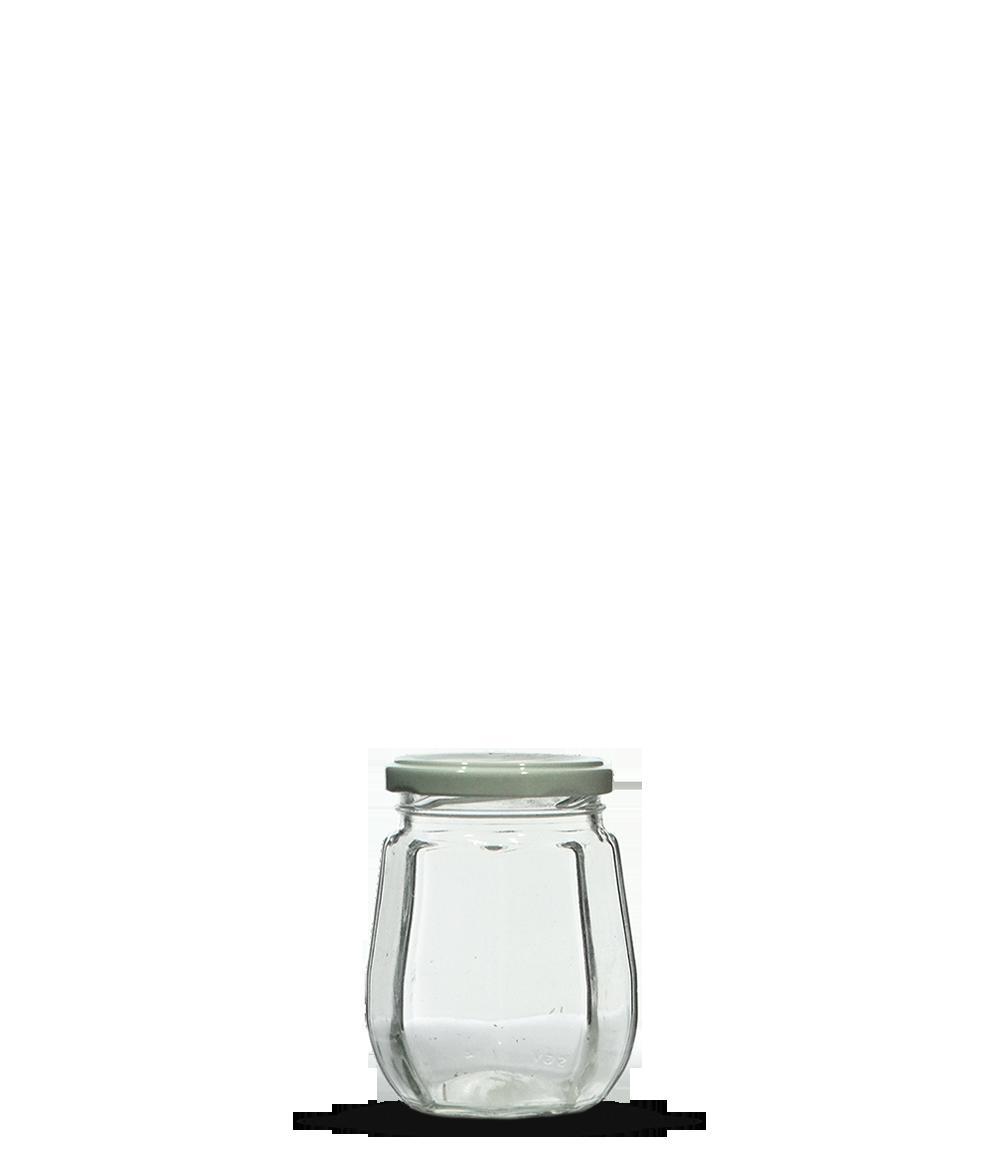 Pote Geleia Oitavado 240 ml (caixa c/ 24 )