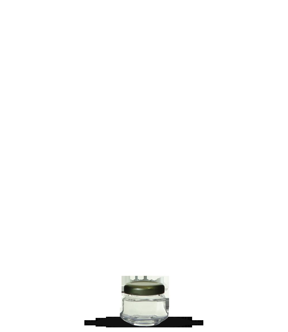 Pote Geleia Oitavado 50 ml (caixa c/ 96)
