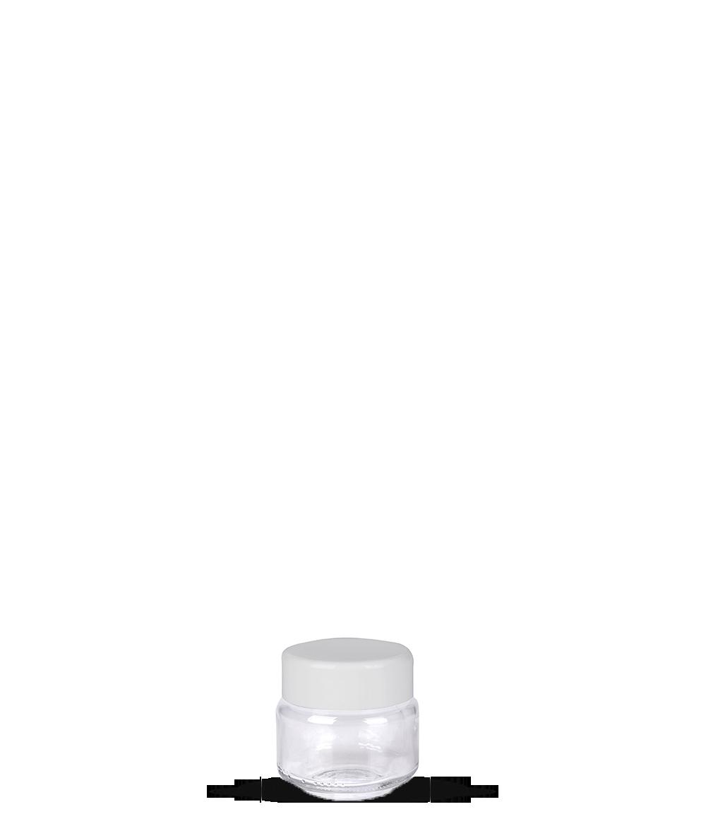 Pote Papinha 120 ml Tampa Plástica (caixa c/ 24)