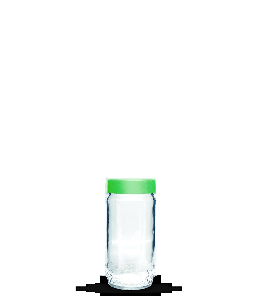 Pote Solúvel Liso 200 ml (caixa c/ 24)