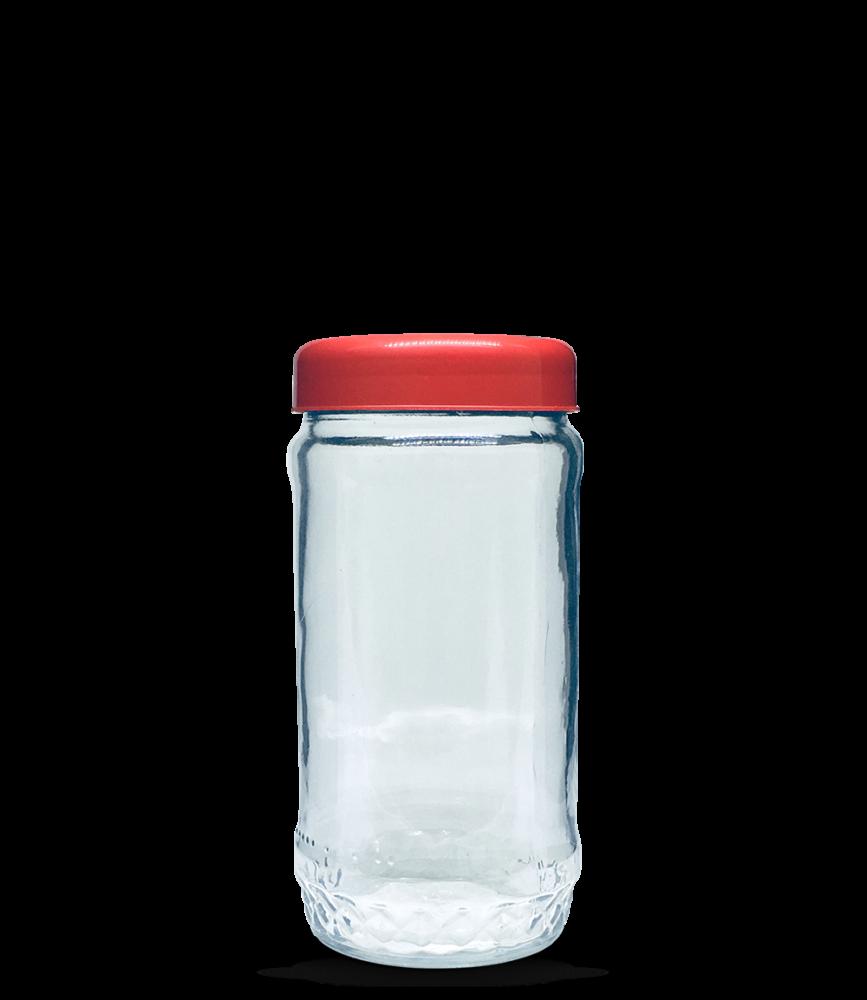 Pote Solúvel Liso 800 ml (caixa c/ 15)