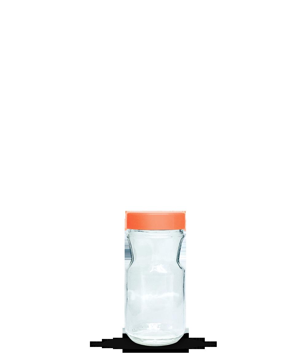 Pote Solúvel Sextavado 200 ml (caixa c/ 24)