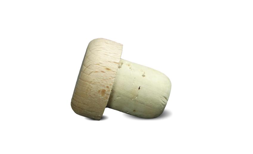 Rolha - Natural tampa (caixa c/ 12)
