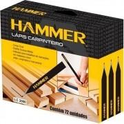 Caixa De Lápis Para Carpinteiro Com 72 unidades