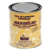 Cera de Carnaúba Max Brilho IPÊ De 900ml