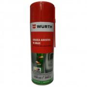 Graxa Adesiva Wurth Spray Lubrificante Líquido W-max