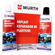 Replast Wurth Reparador De Plasticos De 190 Gramas