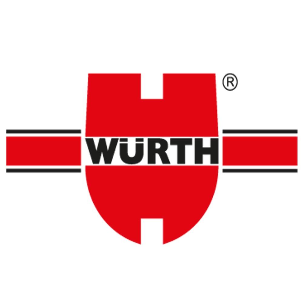 Caixa De Graxa Adesiva Wurth Spray Lubrificante Líquido W-max -  6 Peças