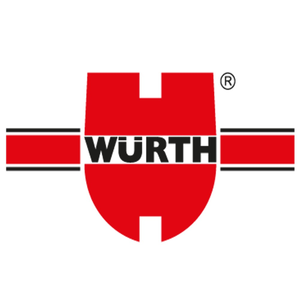 LImpa Contato W-Max De 300ml Wurth - 6 Peças