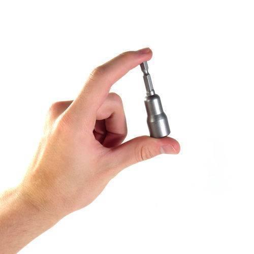 Ponteira Soquete Canhão Magnético De 13 mm