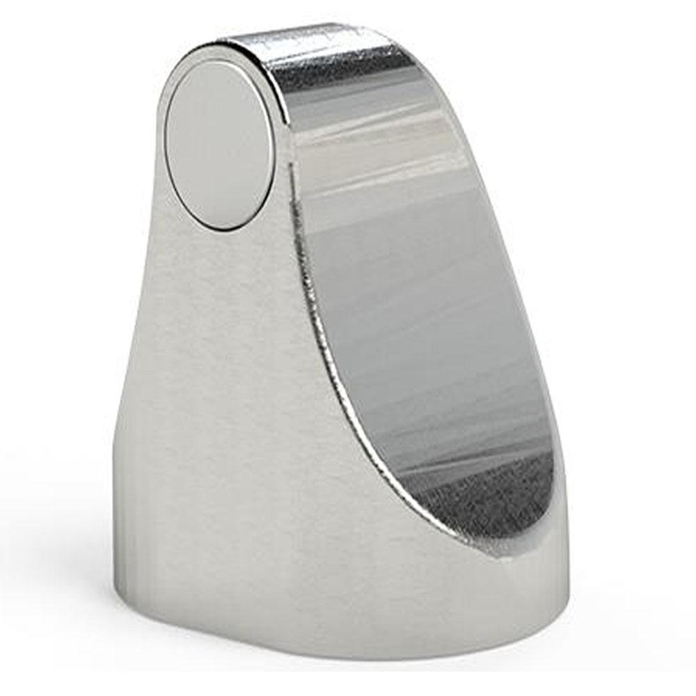 Prendedor Fixador Trava Portas Magnético Adesivo Cromado