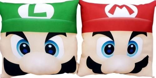Almofada Mario e Luidi