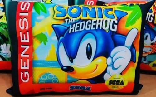 Almofada Sonic The Hedgehog