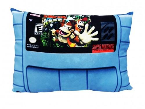 Almofada Super Nintendo - Donkey Kong Country