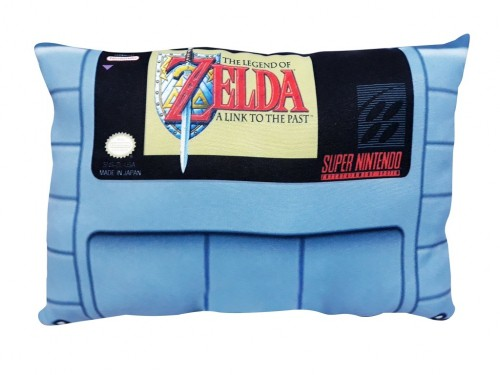Almofada Super Nintendo - The Legend of Zelda