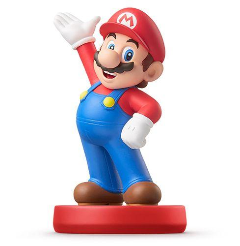 Amiibo Super Mario Bros Series Mario