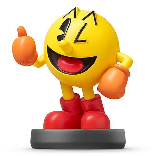 Amiibo Super Smash Bros Pac-Man Oficial Licenciado