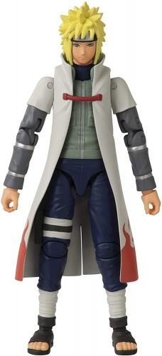 Anime Heroes Naruto Namikaze Minato Oficial Licenciado