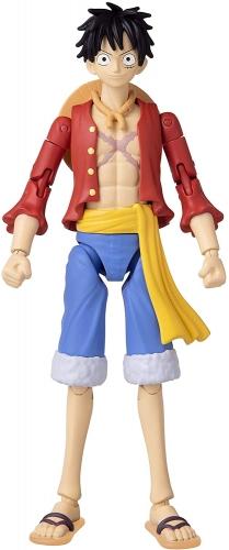 Anime Heroes One Piece Luffy Oficial Licenciado