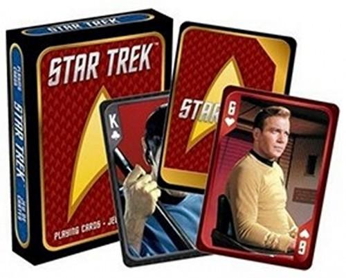 Aquarius Star Trek Baralho Oficial Licenciado