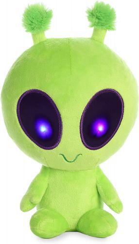 Aurora Pelúcia Galactic Cuties Alienígena iluminada por contração