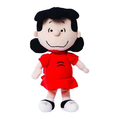 Aurora Peanuts Lucy Pelúcia 30cm Oficial Licenciado