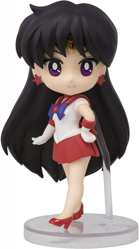 Bandai Spirits Figuarts TAMASHII NATIONS Sailor Mars 8cm Oficial Licenciado