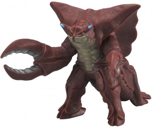 Bandai Ultra Monster 500 Series 63 REICUBAS Oficial Licenciado