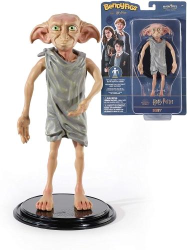 BendyFigs Harry Potter Dobby Oficial licenciado