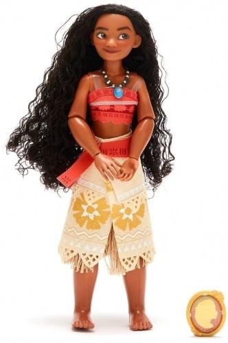 Boneca Moana  Classic Doll com Pingente  Original Disney Store