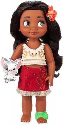 Boneca Moana Disney Animators Collection Oficial Disney Store