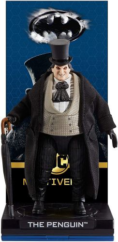 DC Comics Multiverse Collection Batman Returns The Penguin Oficial Licenciado