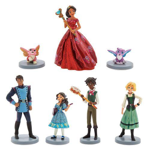 Disney Elena of Avalor Pack Com 7 Personagens Original Disney Store