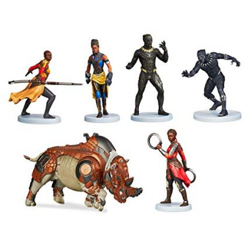 Disney Pantera Mega Pack Com 6 Personagens Original disney Store