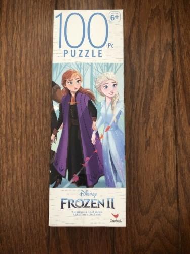 Disney Princess Quebra Cabeça 100 peças Frozen II Oficial Licenciado