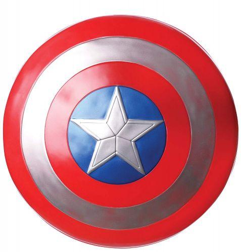 Escudo do Capitão América 30cm Oficial Licenciado
