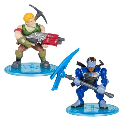 Fortnite Battle Royale Collection Carbide & Sergeant Jonesy Oficial licenciado
