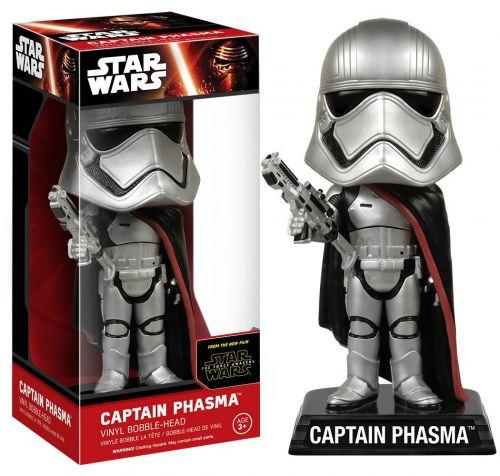 Funko Bobble-Head Star Wars - Captain Phasma